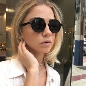 e70c6af3f7 Celine Accessories - Celine Thin Ella Sunglasses